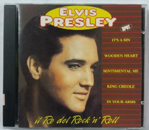 CD Elvis Presley - Il Re Del Rock and Roll - Importado