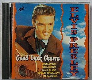 CD Elvis Presley - Good Luck Charm - Importado