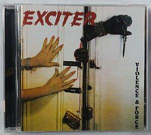 CD Exciter - Violence & Force