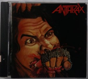 CD Anthrax - Fistful of Metal