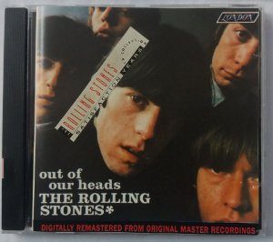 CD The Rolling Stones - Out of our heads