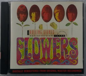 CD The Rolling Stones - Flowers