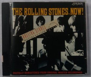 CD The Rolling Stones - The Rolling Stones, Now !