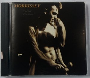 CD Morrissey - Your Arsenal