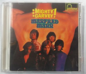 CD Manfred Mann - Fontana Years Vol. 2 - Mighty Garvey! - Importado