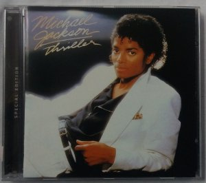 CD Michael Jackson - Thriller