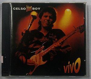 CD Celso Blues Boy - Vivo