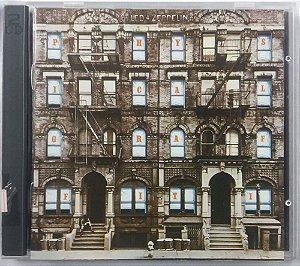 CD Led Zeppelin - Physical Graffiti