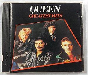 CD Queen - Greatest Hits