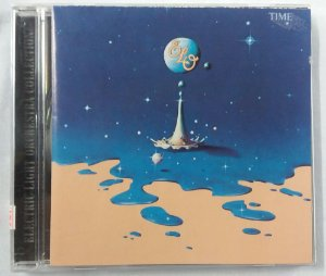 CD Electric Light Orchestra - Time - Importado
