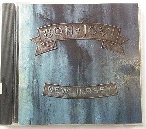CD Bon Jovi - New Jersey