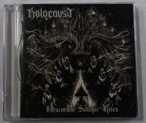 CD Holocaust - Obscurum Satanic Rites