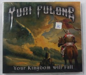 CD Yuri Fulone - Your Kingdom Will Fall - Digipack