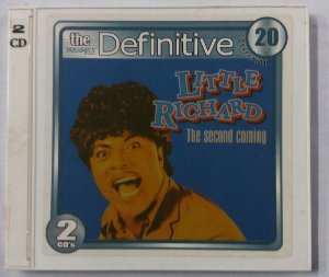 CD The Definitive Little Richard - The Second Coming