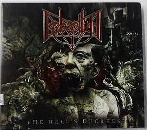 CD Rebaelliun - The Hell's Decrees
