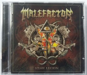 CD Malefactor - Sixth Legion