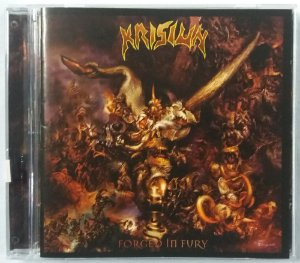CD Krisiun - Forged in Fury