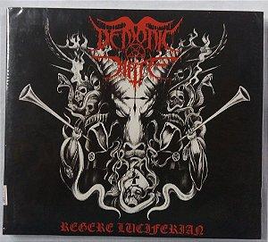 CD Demonic Hate - Regere Luciferian