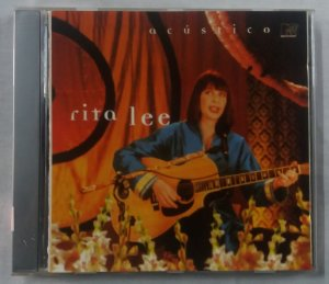 CD Rita Lee - Acústico - Ao vivo - Millenium