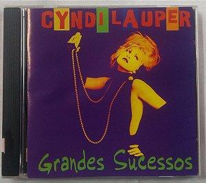 CD Cyndi Lauper - Grandes Sucessos