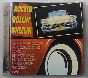CD Rockin' Rollin' Wheelin' - Vários Artistas