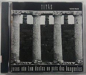 CD Titãs - Jesus não tem dentes no país dos Banguelas