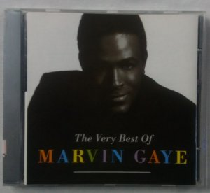 CD Marvin Gaye - The Very best of Marvin Gaye