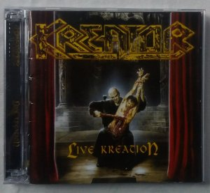 CD Kreator - Live Kreation - Duplo