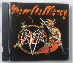 CD Slayer - Show no Mercy - Importado Argentina