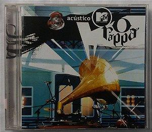 CD O Rappa - Acústico MTV