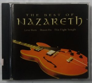 CD Nazareth - The Best of Nazareth
