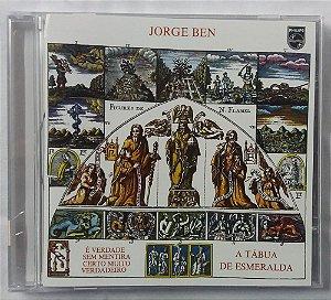 CD Jorge Ben - A tábua de Esmeralda