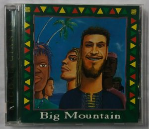 CD Big Mountain - Reggae Giants