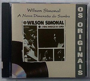 CD Wilson Simonal - A Nova Dimensão do Samba