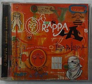 CD O Rappa - Lado B Lado A