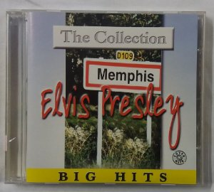 CD Elvis Presley - Big Hits - The Collection