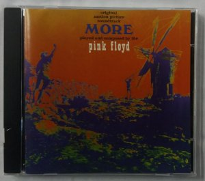 CD Pink Floyd - More - Soundtrack from the Film - Importado EUA