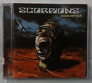 CD Scorpions - Acoustica