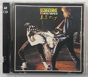 CD Scorpions - Tokyo Tapes