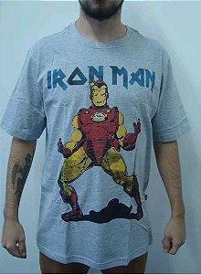 Camiseta Homem de Ferro - Iron Man