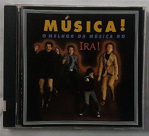 CD Ira ! - Música ! - O melhor da música do Ira !