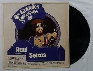 Disco de Vinil - Raul Seixas - Os Grandes Sucessos de Raul Seixas