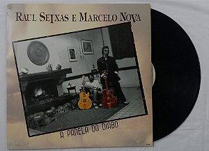 Disco de Vinil Raul Seixas e Marcelo Nova - A panela do Diabo