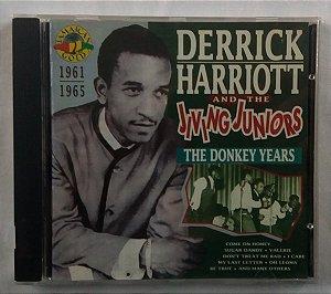 CD Derrick Harriott and the Jiving Juniors - The Donkey Years