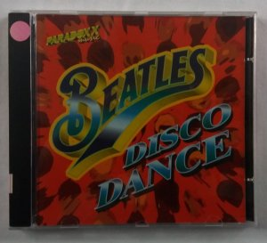 CD Beatles - Disco Dance