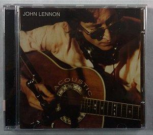 CD John Lennon - Acoustic