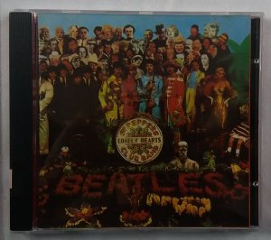 CD The Beatles - Sgt Peppers Lonely Heart Club band