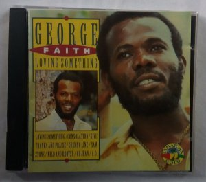 CD George Faith - Love Something