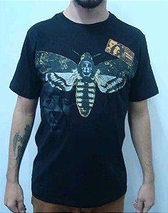 Camiseta - O Silêncio dos Inocentes - Hannibal Lecter