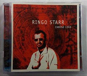 CD Ringo Starr - Choose Love